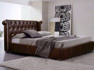 """Двуспальная кровать """"Глора"""" с подъемным механизмом 180*200"""