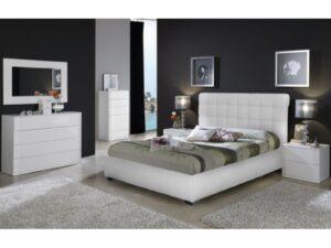 """Двуспальная кровать """"Кантри"""" без подьемного механизма 180*200"""