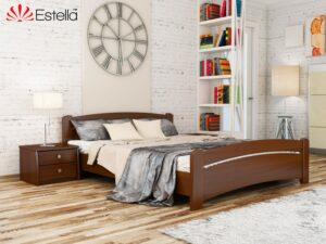 Деревянная кровать из бука ВЕНЕЦИЯ ТМ Эстелла