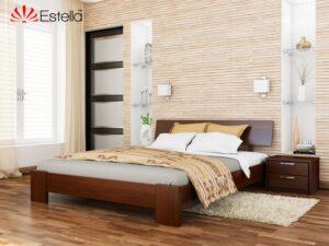Деревянная кровать из бука ТИТАН ТМ Эстелла