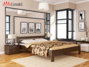Деревянная кровать из бука РЕНАТА ТМ Эстелла