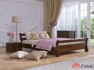 Деревянная кровать из бука ДИАНА ТМ Эстелла