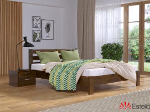 Деревянная кровать из бука РЕНАТА Люкс ТМ Эстелла