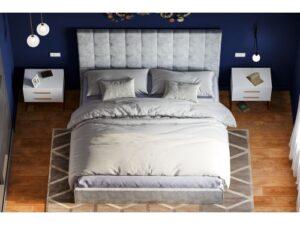 Двуспальная кровать Скай с подъемным механизмом