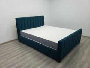 """Двуспальная кровать """"Амелия 2 """" ТМ Shik-Galichina"""