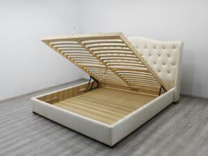 """Двуспальная кровать """"Голд"""" ТМ Shik-Galichina \ Gold"""